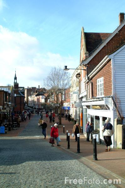 Picture of Lewes - Free Pictures - FreeFoto.com