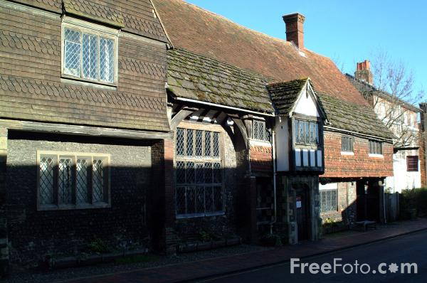 Picture of Anne of Cleves House - Free Pictures - FreeFoto.com
