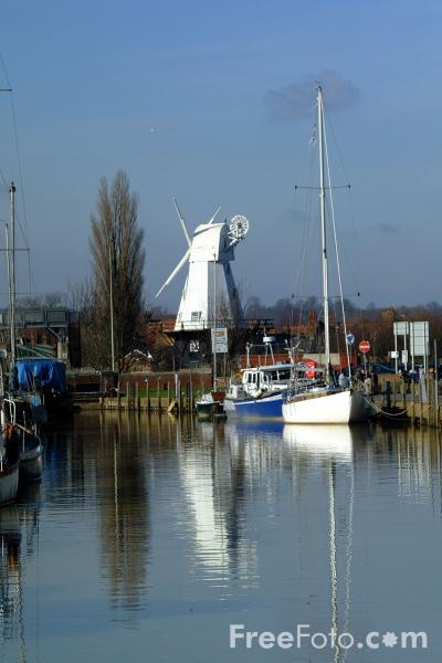 Picture of Rye, East Sussex - Free Pictures - FreeFoto.com