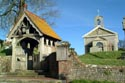 The church of St Peter, Glynde has been viewed 6491 times