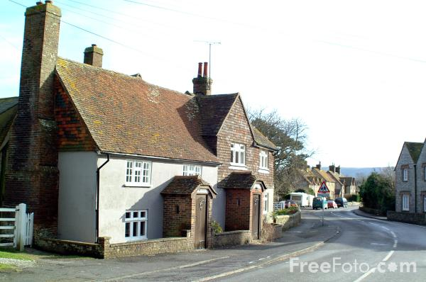 Picture of Glynde - Free Pictures - FreeFoto.com