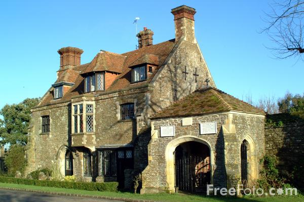 Picture of Winchelsea - Free Pictures - FreeFoto.com