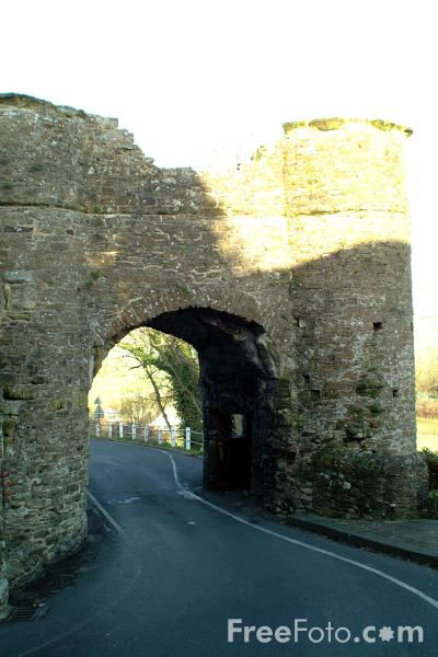 Picture of The Strand Gate, Winchelsea - Free Pictures - FreeFoto.com