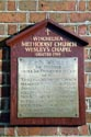 Winchelsea Methodist Church Wesley's Chapel has been viewed 5544 times