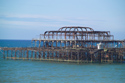 West Pier, Brighton, Sussex has been viewed 5026 times