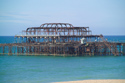 West Pier, Brighton, Sussex has been viewed 6067 times