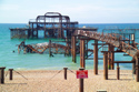 Image Ref: 1015-11-28 - West Pier, Brighton, Sussex, Viewed 3964 times