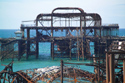 West Pier, Brighton, Sussex has been viewed 4530 times