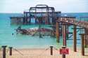 West Pier, Brighton, Sussex has been viewed 4664 times