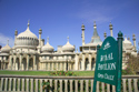 Image Ref: 1015-12-5 - The Royal Pavilion, Brighton, Sussex, Viewed 4317 times