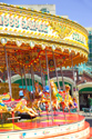 Image Ref: 1015-12-88 - Carousel, Brighton Seafront, Sussex, Viewed 3980 times