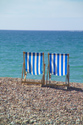 Image Ref: 1015-13-62 - Deck chairs, Brighton seafront, Sussex, Viewed 3889 times