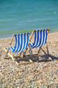 Image Ref: 1015-13-66 - Deck chairs, Brighton seafront, Sussex, Viewed 3872 times