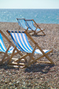 Image Ref: 1015-13-67 - Deck chairs, Brighton seafront, Sussex, Viewed 3792 times
