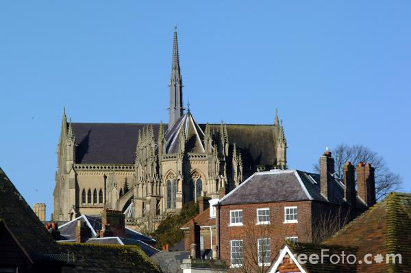 Picture of Arundel, Sussex - Free Pictures - FreeFoto.com