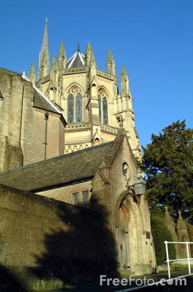 Picture of Arundel Cathedral, Sussex - Free Pictures - FreeFoto.com
