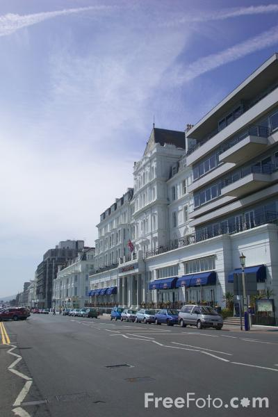 Picture of Eastbourne, East Sussex - Free Pictures - FreeFoto.com