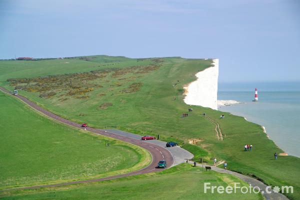 Picture of Beachy Head, East Sussex - Free Pictures - FreeFoto.com