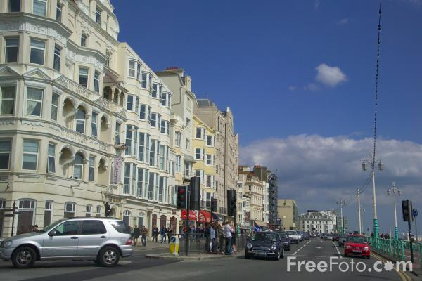 Picture of Brighton, Sussex - Free Pictures - FreeFoto.com