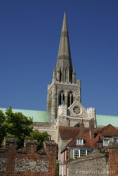 Picture of Chichester Cathedral, West Sussex - Free Pictures - FreeFoto.com