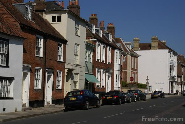 Picture of Chichester, West Sussex - Free Pictures - FreeFoto.com