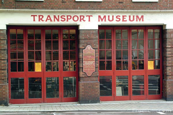 Picture of Gloucester Transport Museum, The Old Fire Station, Gloucester - Free Pictures - FreeFoto.com