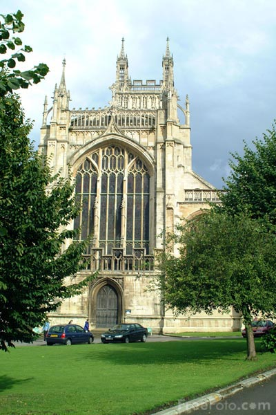 Picture of Gloucester Cathedral - Free Pictures - FreeFoto.com
