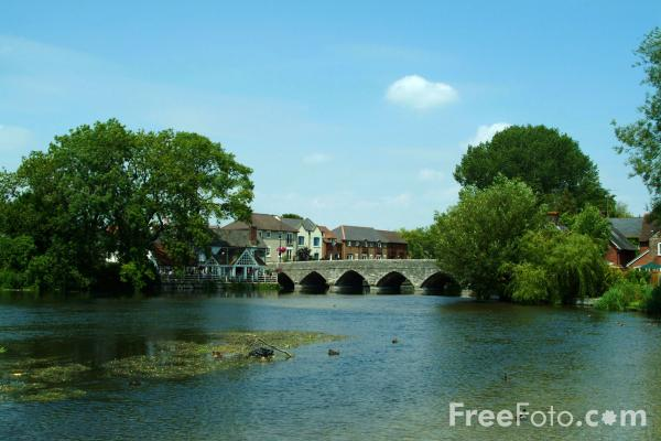 Broad Chalke United Kingdom  City new picture : Image may be licensed under CreativeCommons Attribution Noncommercial ...