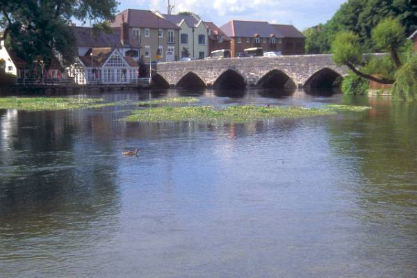 Picture of Fordingbridge, Hampshire - Free Pictures - FreeFoto.com