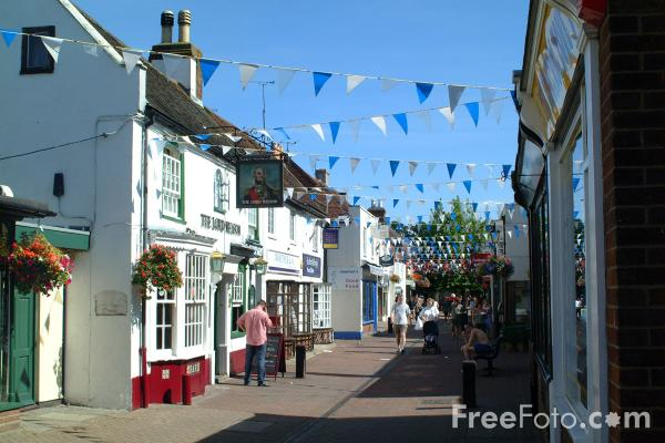 Picture of Hythe, Hampshire - Free Pictures - FreeFoto.com