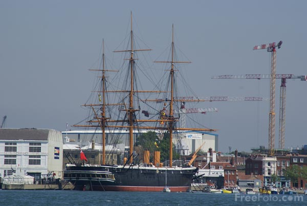 Picture of Portsmouth, Hampshire - Free Pictures - FreeFoto.com
