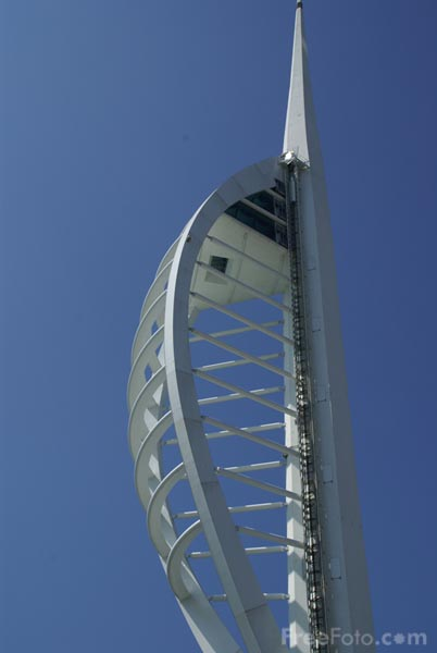 Picture of Spinnaker Tower, Portsmouth, Hampshire - Free Pictures - FreeFoto.com