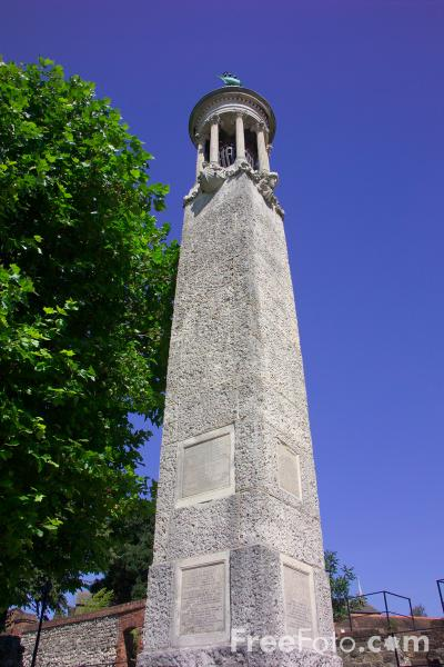 Picture of Pilgrim Fathers Memorial, Southampton - Free Pictures - FreeFoto.com