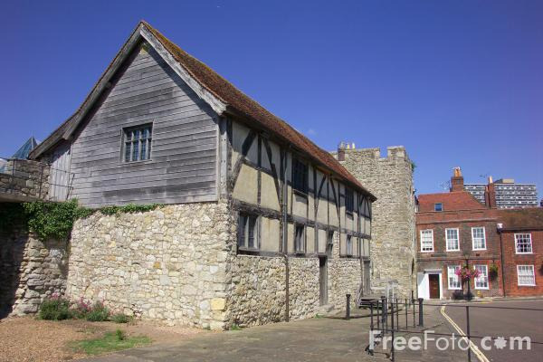 Picture of Tudor Merchants House, Southampton - Free Pictures - FreeFoto.com