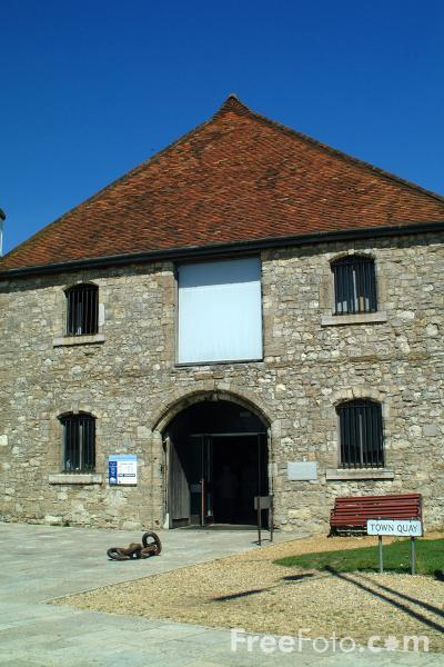 Picture of The Maritime Museum, Southampton, Hampshire - Free Pictures - FreeFoto.com
