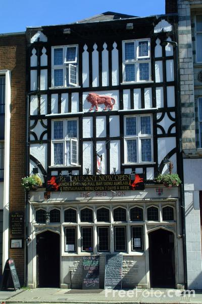 Picture of Pub, Southampton, Hampshire - Free Pictures - FreeFoto.com