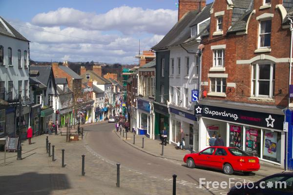 Ross on Wye United Kingdom  City new picture : Ross on Wye, Herefordshire pictures, free use image, 1019 01 2 by ...