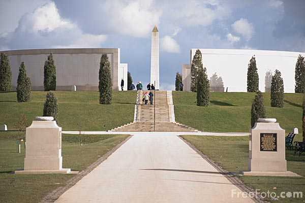 Picture of Armed Forces Memorial, National Memorial Arboretum - Free Pictures - FreeFoto.com