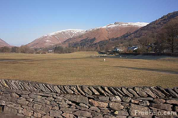 Picture of Lake District National Park near Grasmere - Free Pictures - FreeFoto.com