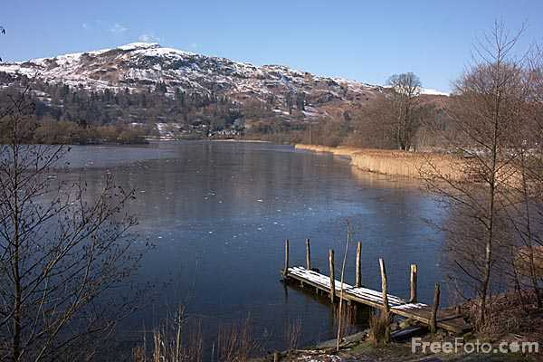 Picture of Grasmere - Free Pictures - FreeFoto.com