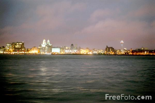 Picture of Liverpool - Free Pictures - FreeFoto.com