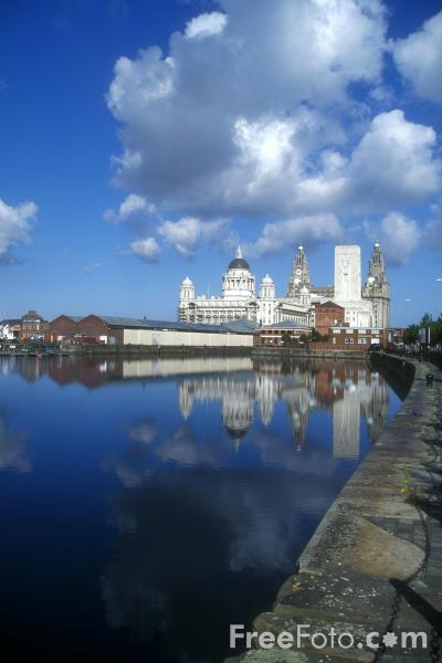 Picture of The Merseyside Maritime Museum, Liverpool - Free Pictures - FreeFoto.com