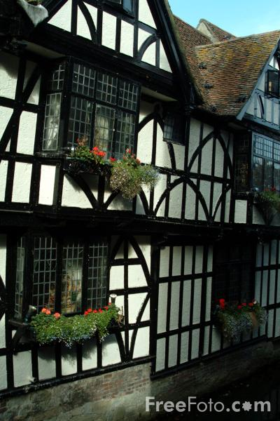 Picture of Canterbury, England - Free Pictures - FreeFoto.com