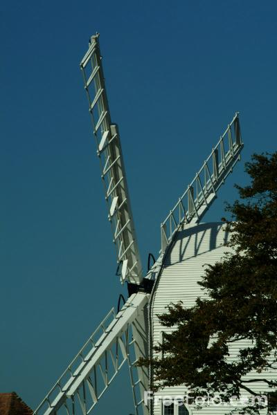 Picture of Windmill, Kent, England - Free Pictures - FreeFoto.com