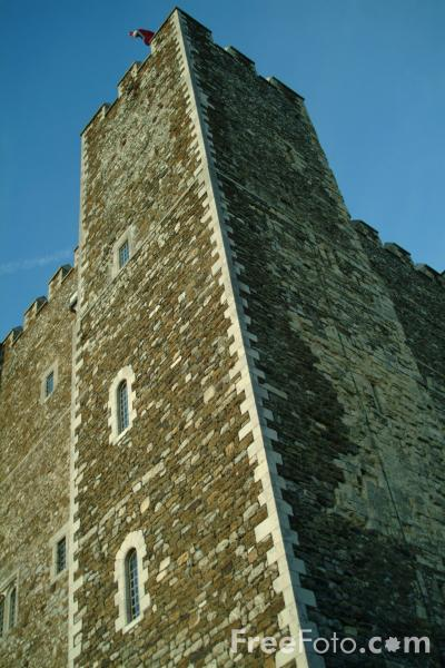 Picture of Dover Castle, Kent, England - Free Pictures - FreeFoto.com