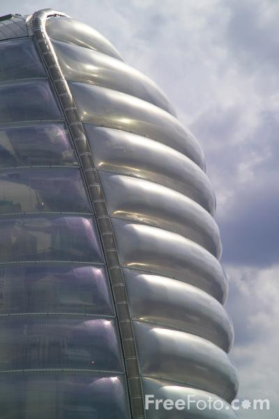 Picture of National Space Centre, Leicester - Free Pictures - FreeFoto.com