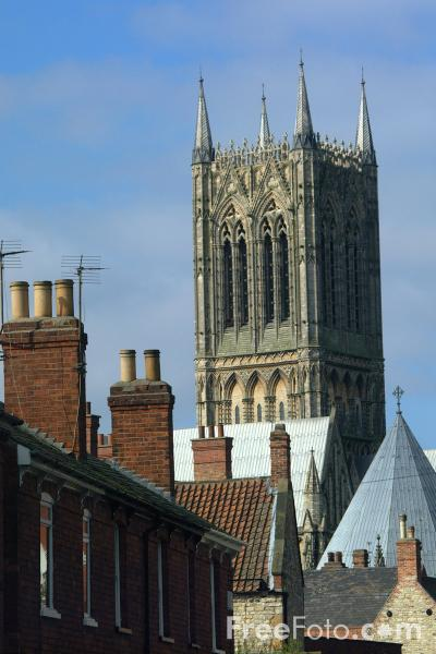 Picture of Lincoln Cathedral - Free Pictures - FreeFoto.com