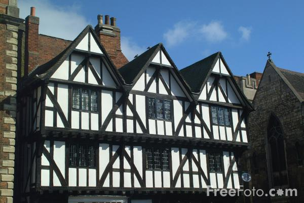 Picture of Lincoln, England - Free Pictures - FreeFoto.com