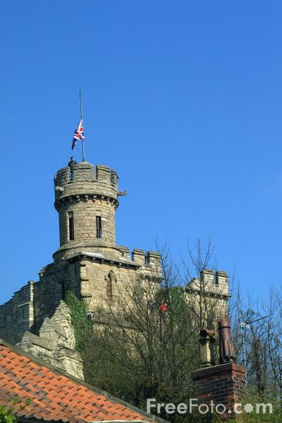 Picture of Lincoln Castle, England - Free Pictures - FreeFoto.com