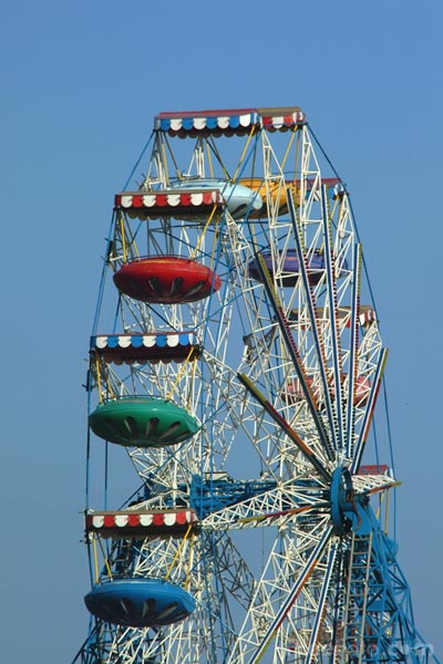 Picture of Skegness, Lincolnshire - Free Pictures - FreeFoto.com